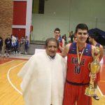 Chile se quedó con la medalla de bronce en el Sudamericano de Básquetbol 3x3