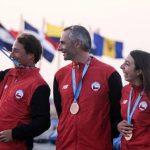 Chile gana medalla de bronce en la vela de Lima 2019