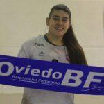 Fernanda Álvarez jugará en el Oviedo Balonmano Femenino de España