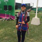 Francisca Crovetto finalizó en el lugar 14 en una nueva Copa del Mundo de Tiro al Vuelo