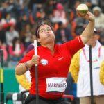 Francisca Mardones fue cuarta en el cierre del Para Atletismo en Lima 2019