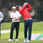 Guillermo Pereira mantiene opciones de medalla en el golf de Lima 2019