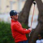 Guillermo Pereira se mantiene en el cuarto lugar del golf en Lima 2019