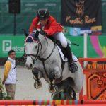 Ignacio Montesinos le entrega un cupo a la equitación chilena para Tokio 2020