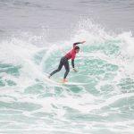 Jessica Anderson finalizó en el quinto lugar del surf en Lima 2019