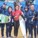 Jessica Anderson avanza a la cuarta ronda del repechaje en el surf de Lima 2019