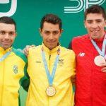 José Luis Rodríguez gana medalla de bronce en el ciclismo ruta de Lima 2019
