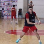 Kevin Rubio será baja para el resto del Sudamericano Sub 21 de Básquetbol Masculino