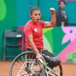 Macarena Cabrillana avanzó a la final del tenis en silla de ruedas de Lima 2019