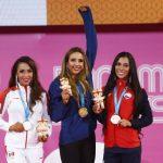 Macarena Figueroa ganó medalla de bronce en el fisicoculturismo de Lima 2019