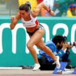 María Fernanda Mackenna fue sexta en su serie semifinal de 400 metros planos en Lima 2019
