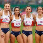 Relevo 4x400 femenino fue séptimo en el atletismo de Lima 2019
