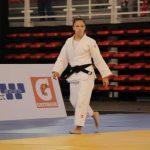 Mary Dee Vargas cayó en la segunda ronda del Mundial de Judo