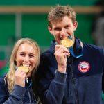 Nicolás Jarry y Alexa Guarachi ganaron medalla de oro en el dobles mixto del tenis en Lima 2019
