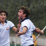 La Roja del Hockey Césped Masculino derrotó a Cuba en Lima 2019