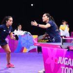 Chile mantiene opciones de avanzar en la competencia por equipos damas del tenis de mesa en Lima 2019