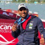 Robinson Méndez ganó medalla de bronce en el Mundial de Paracanotaje