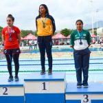 Chile sumó tres medallas en la primera jornada del Panamericano de Natación con Aletas