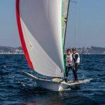Tres veleros nacionales tienen opciones de avanzar a las rondas finales en Lima 2019