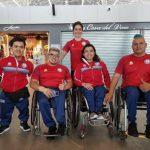 Chile sumó un triunfo en el primer día del Para Bádminton en Lima 2019