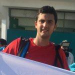 Tomás Barrios y la dupla Jarry/Guarachi avanzan en el tenis de Lima 2019