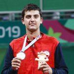Tomás Barrios se queda con la medalla de plata en el tenis de Lima 2019