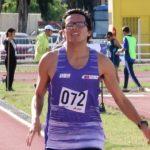 Wladimir Palma abrió la participación chilena en el Para Atletismo de Lima 2019