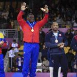Yasmani Acosta ganó medalla de bronce en la Lucha Olímpica de Lima 2019