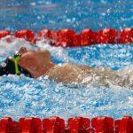 Alberto Abarza ganó medalla de bronce en el Mundial de Para Natación