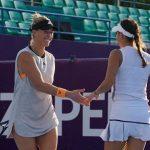 Alexa Guarachi jugará la final de dobles del WTA de Guangzhou