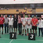 Alonso Medel ganó medalla de bronce en el X Internacional Mexicano de Bádminton