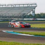Benjamín Hites suma un nuevo triunfo en el Ferrari Challenge