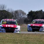 Benjamín Hites largará desde la primera fila en un nueva fecha del Top Race Series