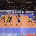 Argentina y Brasil se instalan en las semifinales del Sudamericano Adulto de Volleyball Masculino