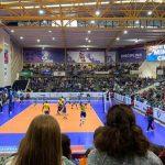 Brasil derrotó a Argentina y se quedó con el primer lugar del Grupo A del Sudamericano Adulto de Volleyball Masculino