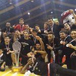 CD Las Ánimas derrotó a CD Valdivia y se quedó con la Supercopa del básquetbol chileno