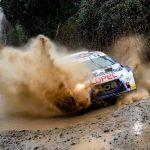 """""""Chaleco"""" López abandonó en el Gran Premio de Curicó del RallyMobil"""