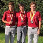 Chile se quedó con el segundo lugar en el Sudamericano Pre Juvenil de Golf