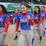 Chile se quedó con el sexto lugar del Sudamericano Sub 15 de Sóftbol Femenino