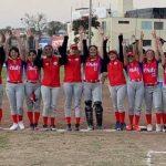 Chile jugará por el quinto lugar del Sudamericano de Sóftbol Femenino Sub 15