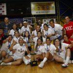 Colegio Los Leones se quedó con el título de la Liga Nacional Femenina de Básquetbol 2019