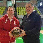 Cristian Santander es el nuevo entrenador de la Roja del Básquetbol Masculino