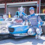 Javier Scunció gana la cuarta fecha y se acerca al título de la Fórmula Codasur