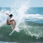 Finalizó la participación nacional femenina en el Mundial de Surf