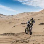 Pablo Quintanilla recupera el primer lugar del Atacama Rally