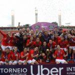 La Roja Femenina venció en los penales a Brasil y ganó el Torneo Uber de Selecciones