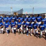 Antofagasta derrotó a Arica y se proclamó campeón del Nacional de Béisbol