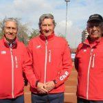 Chile se tituló campeón del Mundial Super Seniors de Tenis en Croacia