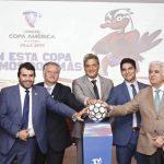 Chile jugará en el Grupo A de la Copa América de Futsal Chile 2019