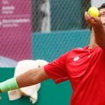 Tomás Barrios avanzó a las semifinales del M25 de Trieste